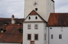 Der Torturm der Veste Oberhaus // SoSe 2018